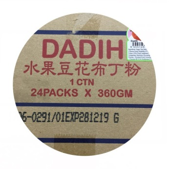 Dadih Powder 360g x24 packs